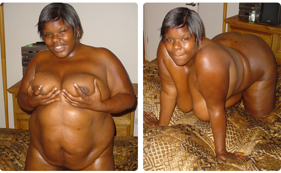Super Sized BBW Babe bares all